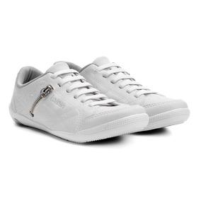 d47af4ea7 Tênis Kolosh Houston Zíper Feminino Branco - C0413r