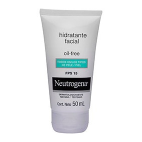 Neutrogena Creme Hidr Fac T Tipos Pele