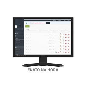 Sistema Controle De Empresas Rh Emissor Nfe - Script Php