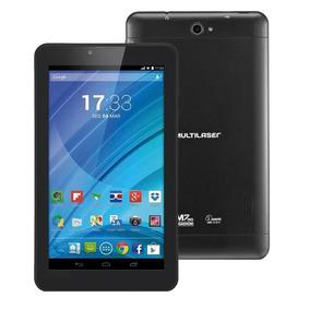 Tablet M7s Quadcore Preto Android 4.4 8gb Multilaser