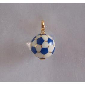 Pingentes Bola De Futebol Em Ouro - Joias e Bijuterias no Mercado ... 33087164436cd