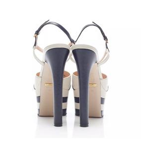 Sapato Plataforma Feminina Estilo Gucci Angel - Frete Grátis
