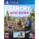 Far Cry New Dawn Playstation 4 Disponible
