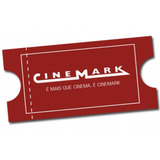 10 Voucher Do Ingresso Cinemark