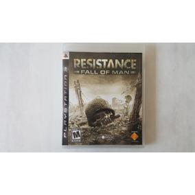 Resistance Fall Of Man - Ps3 - Original