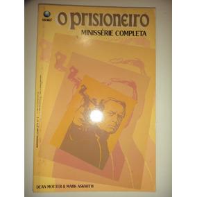 O Prisioneiro Edicao Encadernada Editora Globo 1990