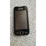 Celular Samsung Preto Gt-s5330