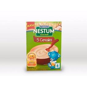 Cereal Infantil 5 Cereales 200g Nestum Nestlé- Bebés Y Niños