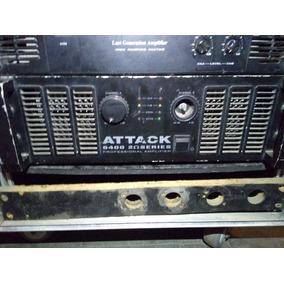 Amplificador Attack 6400