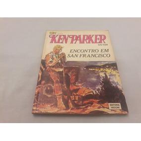 Gibi Ken Parker Nº 08 - Editora Vecchi - Junho 1979