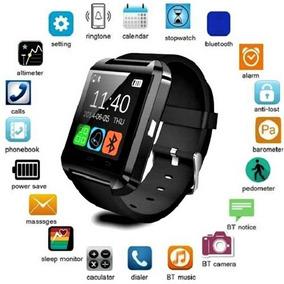 Moda Bluetooth Multifuncional Smart Watch