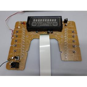 Placa Frontal Display Som Lg Mcd605 -eax61554701