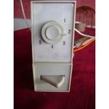 Termostato Con Switch Y Socate Para Nevera 2 Puertas Usado