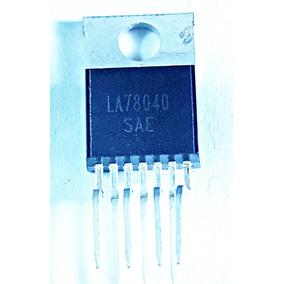 Ci Vertical La78040 Kit Com 5 Pçs Frete Grátis.