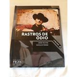 Rastros De Ódio - John Wayne - Dvd + Livro Novo