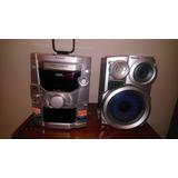 Equipo De Sonido Panasonic 200w Potencia