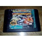 Street Fighter 2 Special Champion Edition Sega Genesis