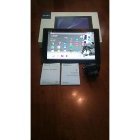 Tableta Sony Xperia Z2 10.1 Wifi - 9/10 Usd $ 300.00