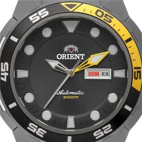 Relógio Orient Automático 469ti003 Seatech Titânio 500 M