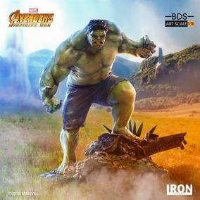 Estatua Hulk 1/10 Bds - Avengers: Infinity War - Iron Studio