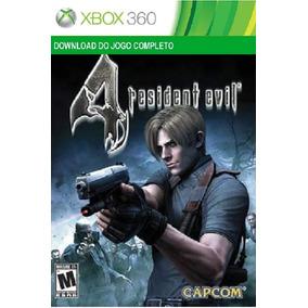 Resident Evil 4 Xbox 360 Midia Digital