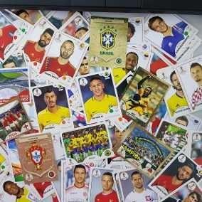 250 Figurinhas Copa Do Mundo 2018 Figurinha Avulsa S/repetir