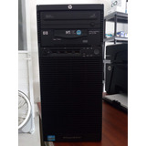 Servidor Hp Proliant Ml110 G7 1tb/4gb Intel Xeon 3.1ghz/dvd