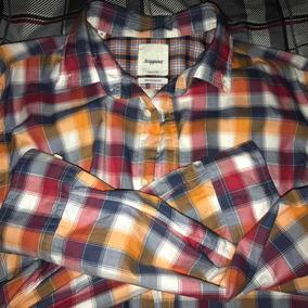 Camisa Scappino Mediana Original