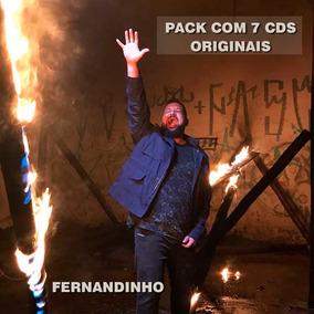 Fernandinho Pack Coletanea 7 Cds Original