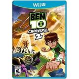 Juego Digital Wii U Ben 10 Omniverse 2 Somos Tienda
