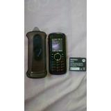 Equipo Nextel I296 + Batería Adicional+flip Sujetador