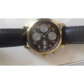 c93a849a5a7 Cronógrafo Automático De Ouro Maciço Akium Da Vivara - Relógios no ...