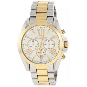 Relogio Feminino Michael Kors Mk5627 Prata Dourado - Relógios De ... 162f3b3cfe