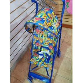 Coche Paragua Bellos Estampados Y Colores Somos Tienda Fisic