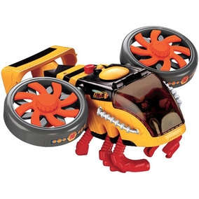 Imaginext Super Aviao Sky Racers - Hornet Copter