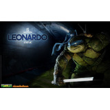 Sideshow Leonardo Statue
