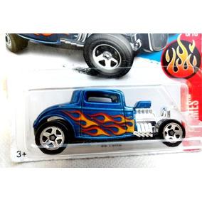 Hot Wheels 32 Ford Miniatura Usada Na Embalagem An 49