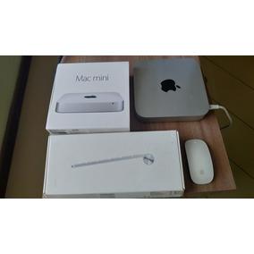 Mac Mini 2014 I5 8gb 1tb Hd + Monitor 19