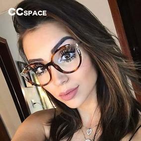 15b9e6583d7a8 Moda Blogueira - Óculos Armações no Mercado Livre Brasil