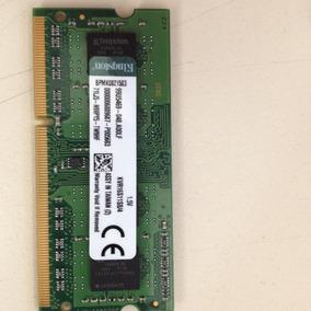 Memoria Kingston Notebook Ddr3 4gb - 1600mhz - Kvr16s11s8/4