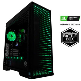Pc Gamer Battlebox Nvidia Geforce Gtx 1060 6gb Core I5 16gb