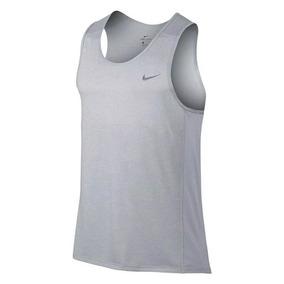 Regata Nike Breathe Miller Tank Cool Masculino (cinza M) 3f7fcb88ead
