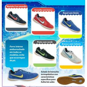 d96fd56cff Kit 2 Par Chuteira Futsal - Chuteiras para Futsal no Mercado Livre ...