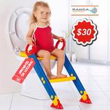 Vasenilla / Entrenador De Baño Para Bebé - Bebes