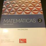 Matemáticas 2 Por Competencias
