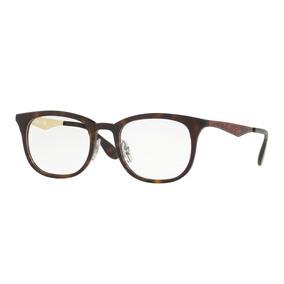 10cfb833da294 Armacao Ray Ban Clubmaster - Óculos no Mercado Livre Brasil