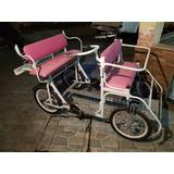 Vendo Bicicleta Familia 04 Rodas