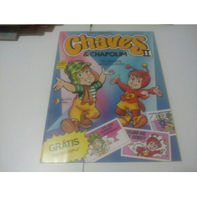 Álbum Chaves E Chapolin Ii Completo