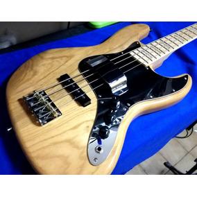 Bajo Jazz Bass Sx Fjb-75nat Mango Maple Vintage Con Mejoras