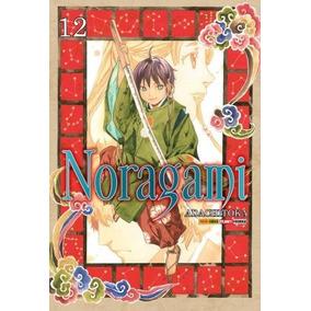 Mangás Noragami Vários Volumes - Panini Cada